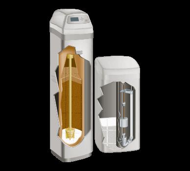 EcoWater ECR3502 Cutaway