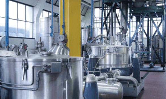 Inside an ECI Deionizer Plant