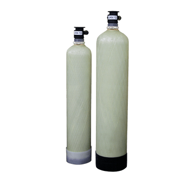 Two UAN/IOAPF Upflow Acid Neutralizer Filters