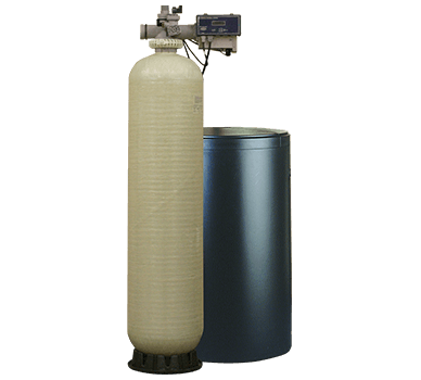 An EWS Commercial Heavy Duty All-Purpose Water Filter